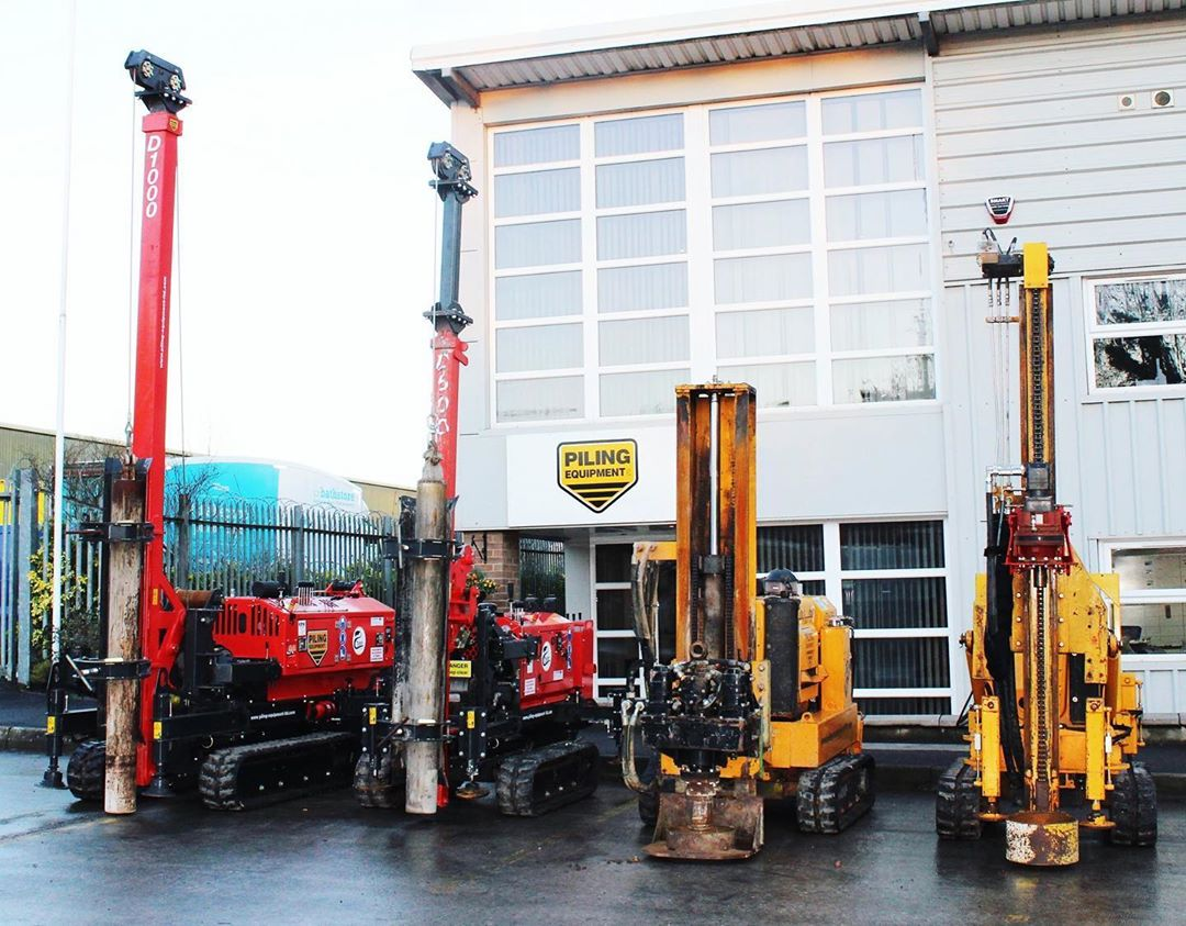 Thinking about hiring from Piling Equipment Ltd?