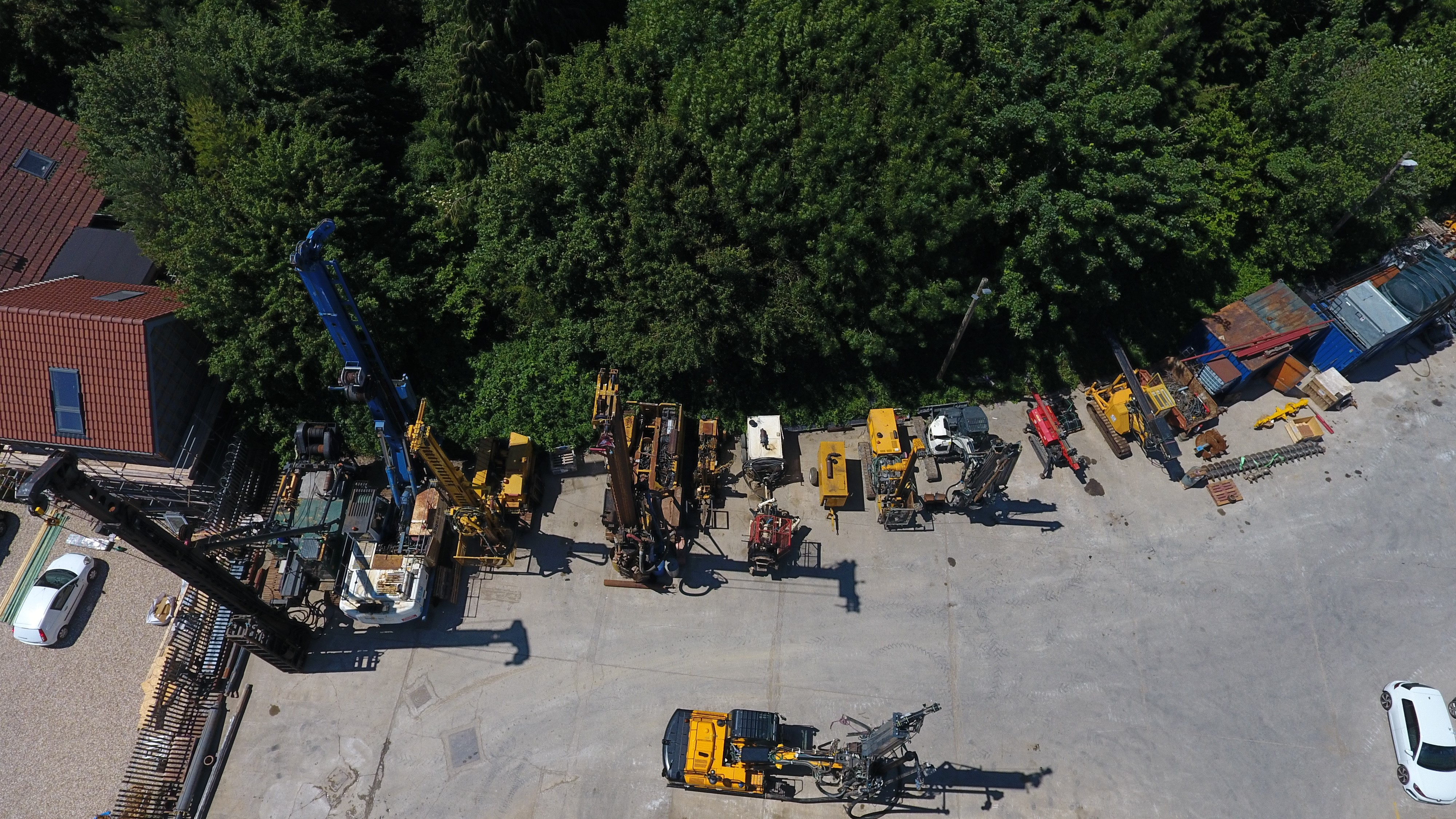 The Piling Equipment Ltd Hire Process